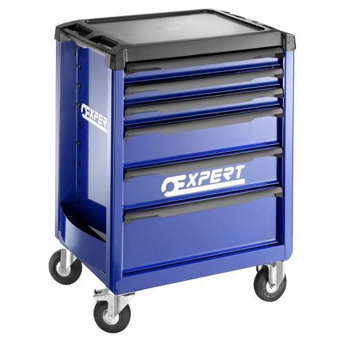Expert E010192 verktygsvagn 6st lådor