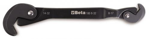 Beta 186 universalnyckel 8-32mm
