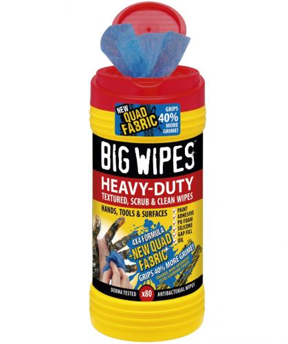 Big Wipes rengöringsdukar 80-pack