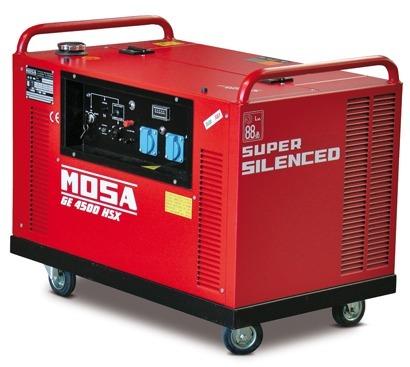 MOSA GE4500 HSX EAS elverk