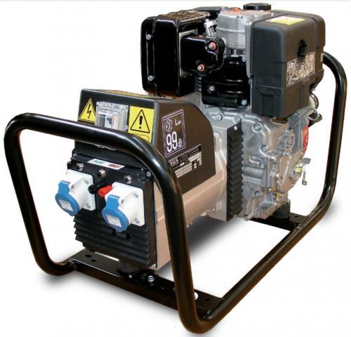 Mosa GE 4000 KDS/GS elverk diesel