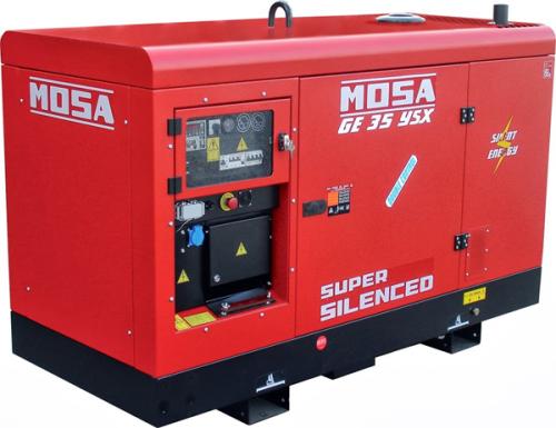 MOSA GE 35 YSX EAS elverk super silent