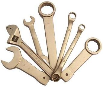 Gnistfria verktyg hos Briklas