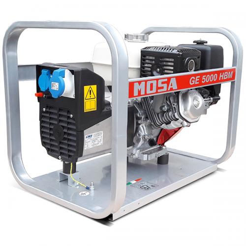 Mosa GE 5000 HBM elverk