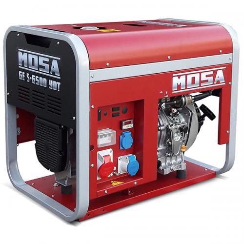 Mosa GE S-6000 YDM elverk