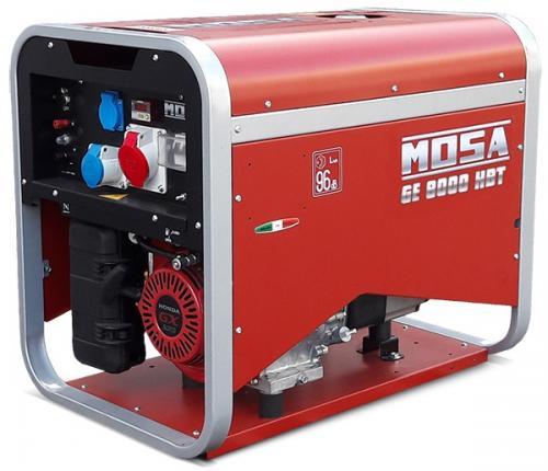 Mosa GE S-8000 HBT elverk