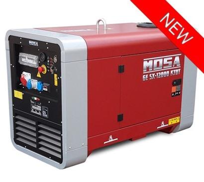 Mosa GE SX12000 KTDT elverk isolerat