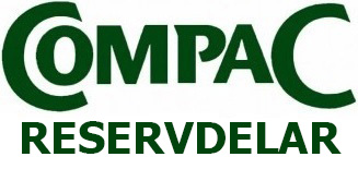 Compac 2438 pedal