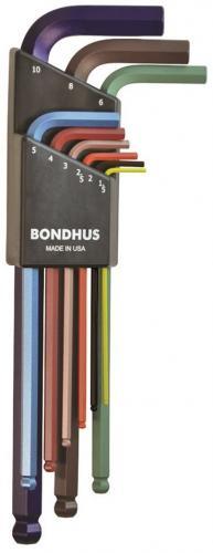 Bondhus BLX9MCG ColorGuard med kula