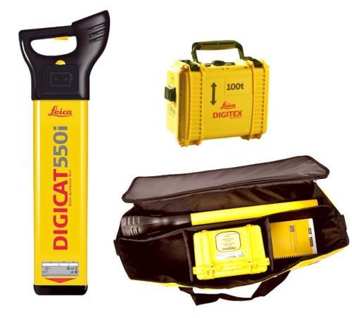 Leica Digicat DD120 Kabelsökarpaket
