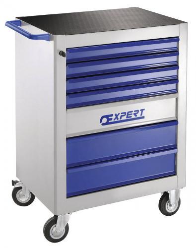 Expert verktygsvagn 7 lådor