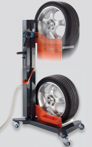 GL Easylift hjullyft pneumatisk