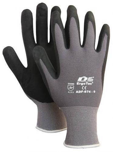 Soft Touch® ErgoTec© 874 montagehandske (12-pack)