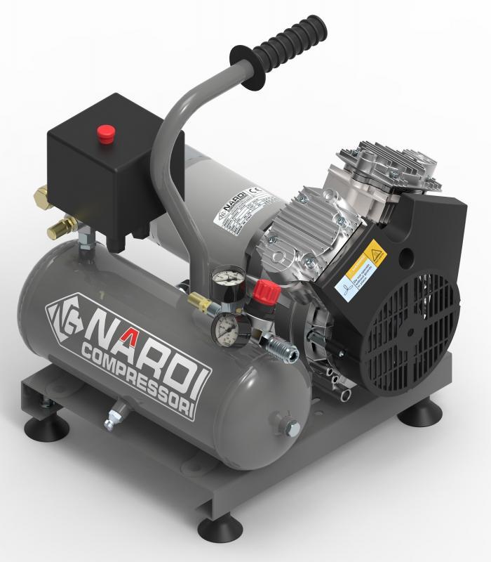 Nardi Extreme 3 kolvkompressor 12V