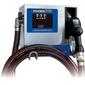 Piusi Cube 70 230V dieselpump (70l/min)