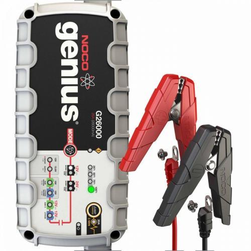Noco G26000EU Batteriladdare 12/24V