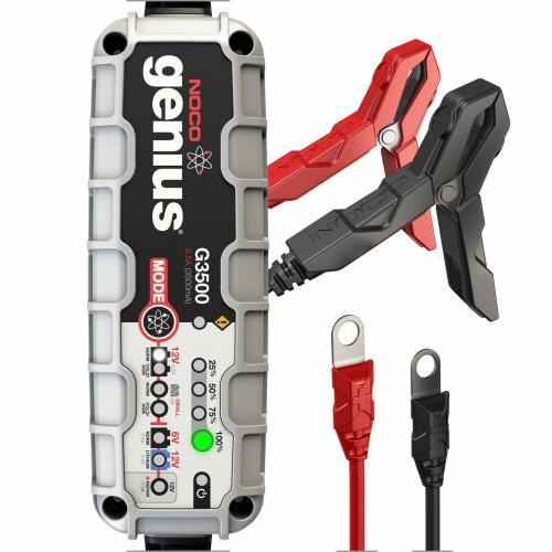 Noco G3500EU Batteriladdare 6/12V