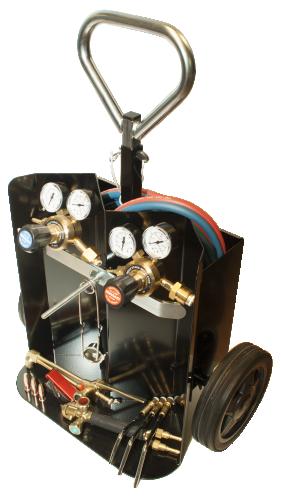 RIMAC Gassvetsutrustning för 5/10L flaskor