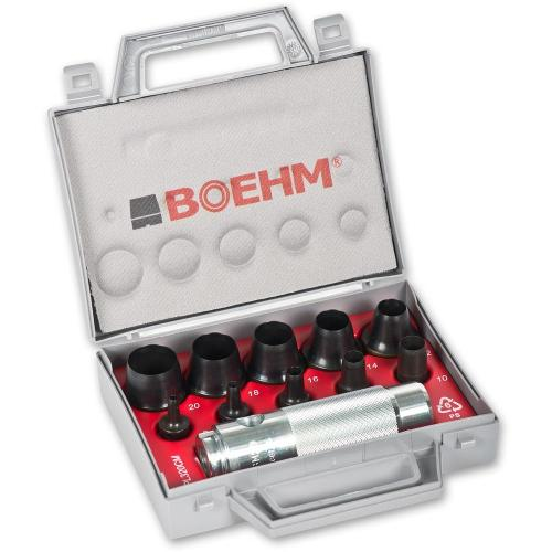Boehm JLB 320CM Huggpipesats 3-20mm