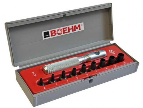 "Boehm JLB 210US huggpipesats 1/8""-3/8"""