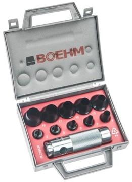 Boehm JLB 219CM huggpipesats 2-19mm