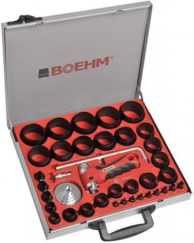 Boehm JLB 259PACC Huggpipesats 2-59mm