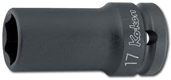 Koken 14301X krafthylsa 6pt 8-36mm