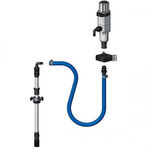 Faicom DP2101 Multifluid fatpumpskit för adblue, glykol, spolarvätska