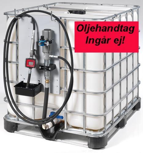Faicom oljepumpskit, pumputrustning för IBC-container