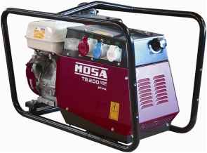 MOSA TS200 BS/CF motorsvets