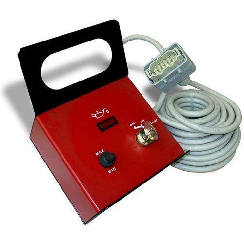 MOSA TCM22 Fjärrkontroll till elverk 10m kabel