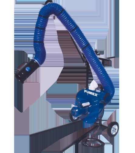 FUMEX TR2000 Mobilt punktutsug 2m arm