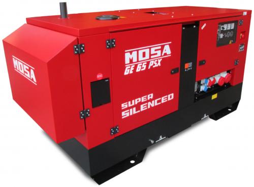 Mosa GE65 PSX EAS Supersilent elverk diesel