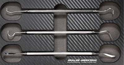 Müller-werkzeug plockverktyg, mini krokset