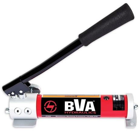 BVA Hydraulics 2-stegs handpump 700 bar (350cm³)
