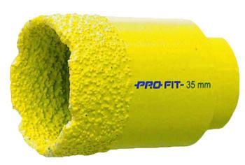 ProFit Diamanthålsåg för torrborrning stl 18-120mm
