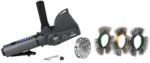 Monti MBX SP-200-BMC borstslipmaskin pneumatisk