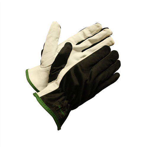 SafeWorx montagehandske getnarv (12-pack)