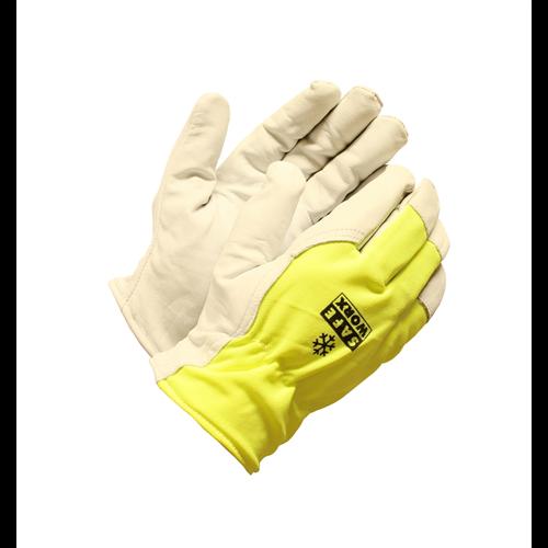 SafeWorx montagehandske vinter