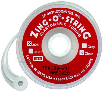 Zing-O String Slip Free