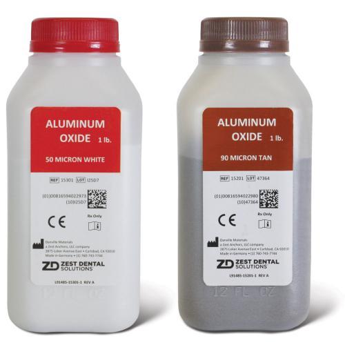 Aluminum Oxide 50 Micron 1lb