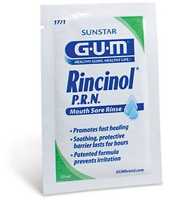 Rincinol Oral Pain Reliever