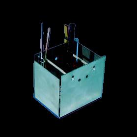 OrthoClean, rack