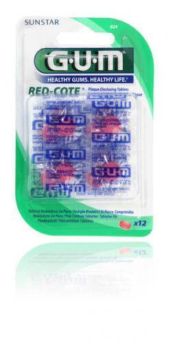 GUM® Red-Cote 12/pk