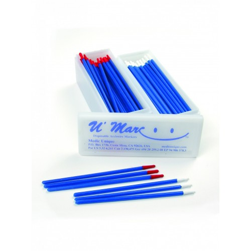 Red Arch Mark Pencils