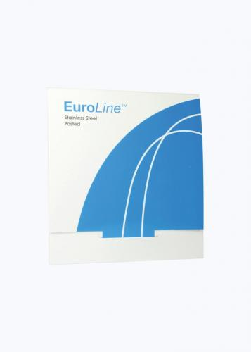 Stainless Steel Posted Archwires - Euroline