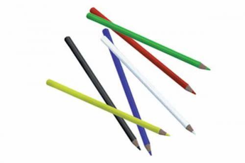 Coloured Chinagraph Pencil