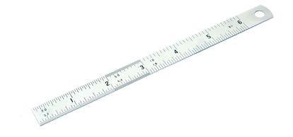 Ruler 150mm, autoclavable