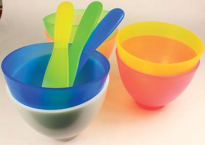 Tropical Mixing Bowls