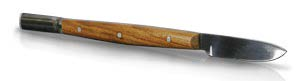 Wax Knife 17cm